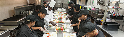 UChicago Local and South Side Partners Cook up an Innovative Job-training Program