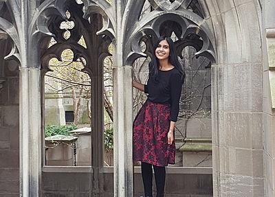 Akanksha Shah student