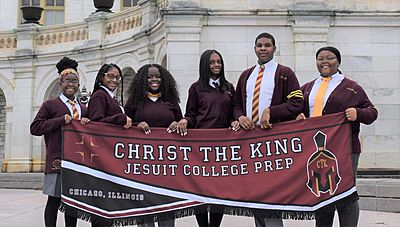christ the king college prep
