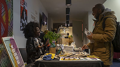 Vend and Vibes Image - Arts and Culture Video