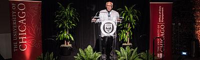 100 Years of Hope: University Alum Timuel Black Awarded for Life of Civic Engagement