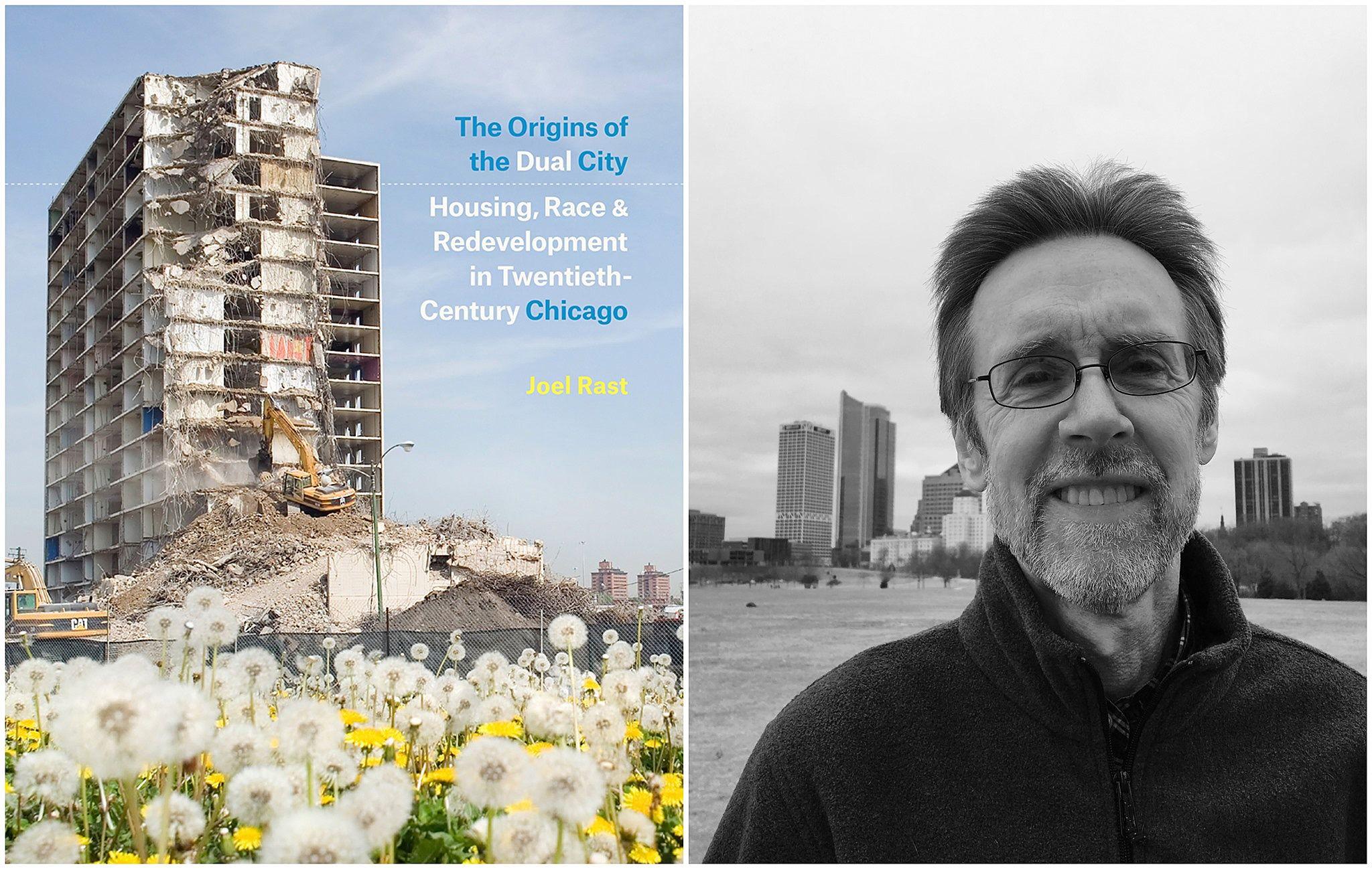 Joel Rast - The Origins of the Dual City