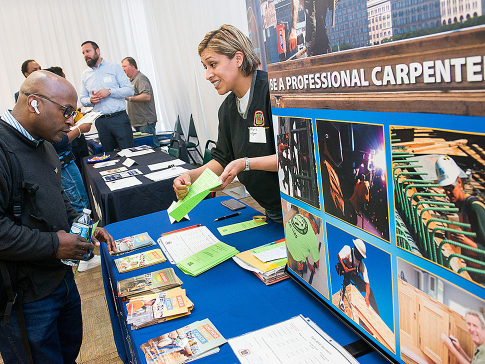Construction Trades Fair: Connecting People to Life-Changing Careers