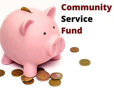 Community Service Fund