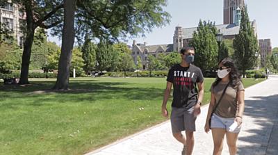 campus mask