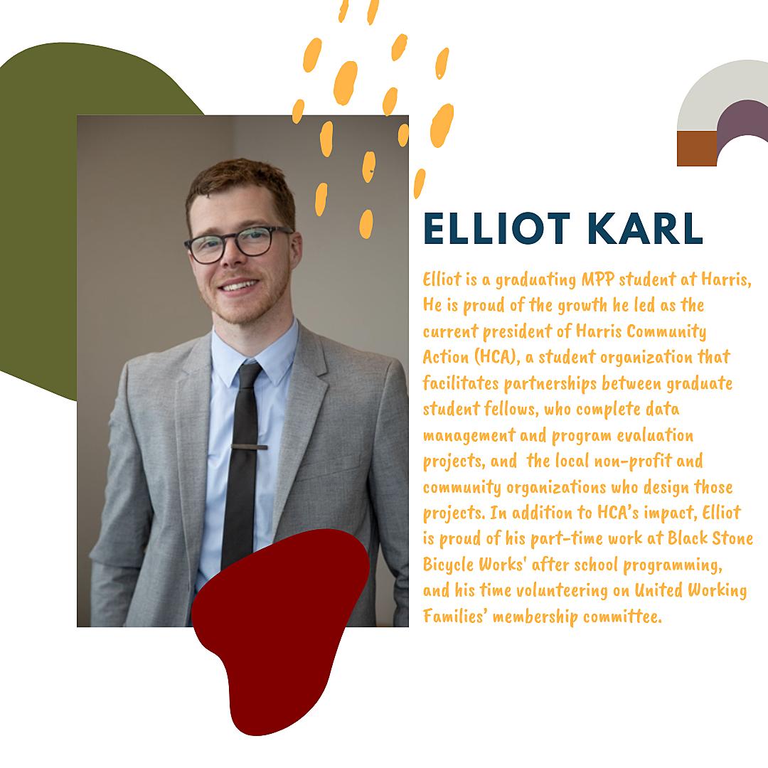 Elliot Karl, 2020 President's Volunteer Service Award Winner