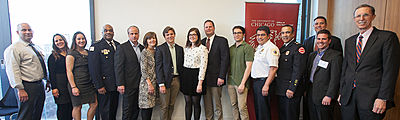UChicago Honors Police and Fire Scholarship Recipients