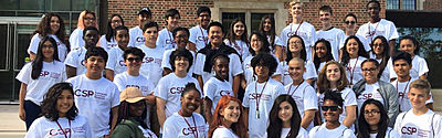 Collegiate Scholars Program Welcomes Largest Cohort, Prepares for Future Growth