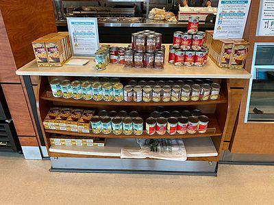 UCM food pantry