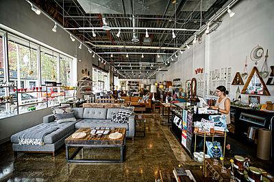 Modern Cooperative interior