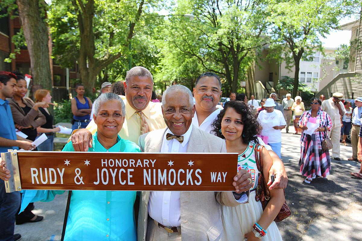 Rudy and Joyce Nimocks Way Dedication