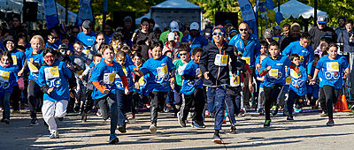 Race for the Kids - Events