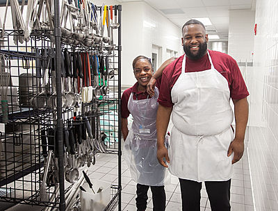 food services dish washing ucm
