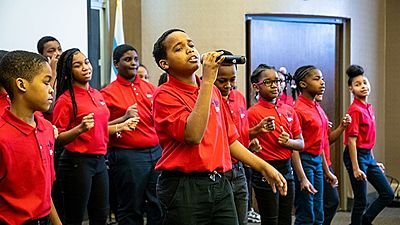 KIPP Bloom College Prep Choir